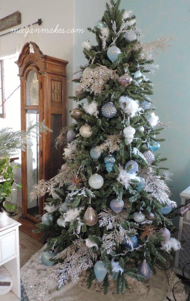 Coastal Style Christmas Tree Coastal style, Coastal and Christmas tree