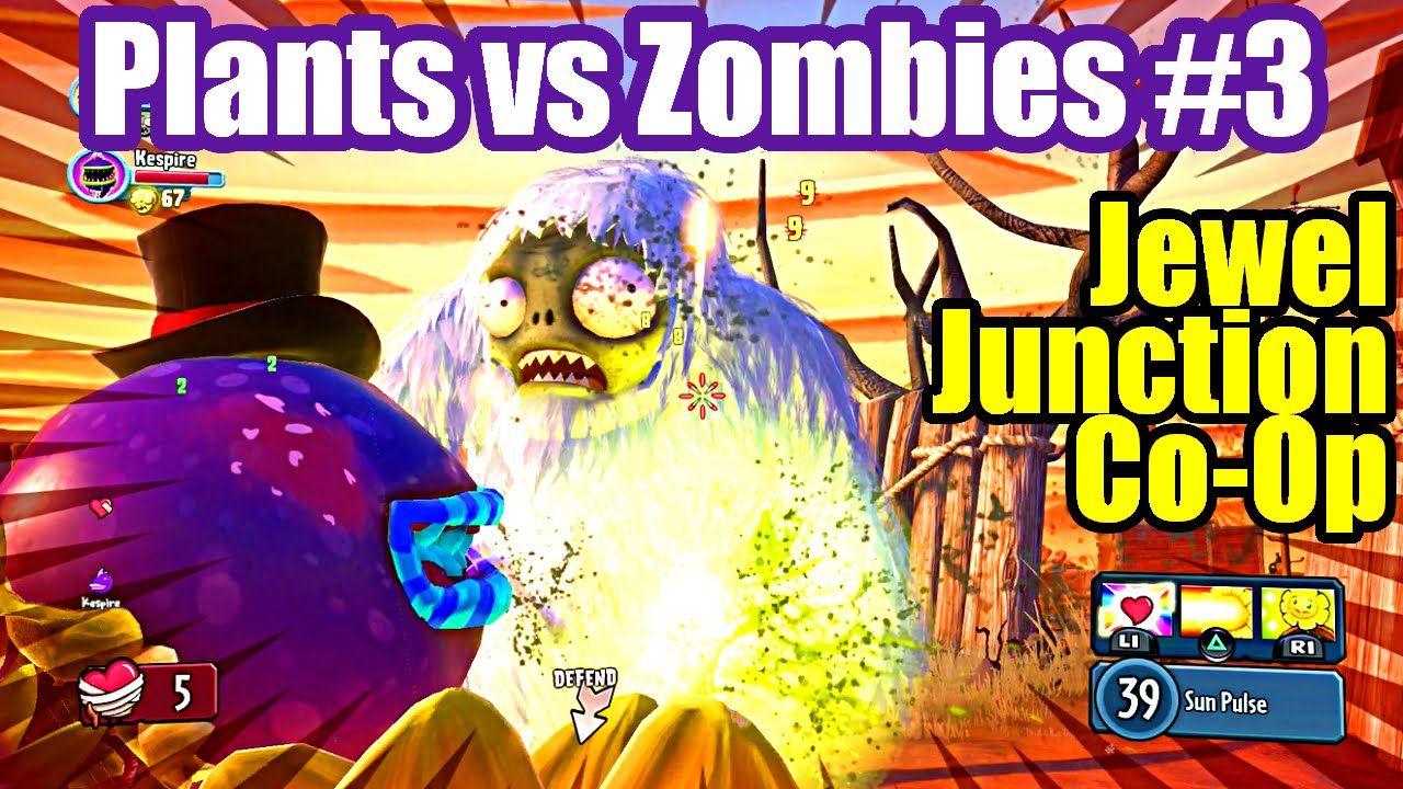 Plants vs Zombies Garden Warfare Gameplay Part 3 Online