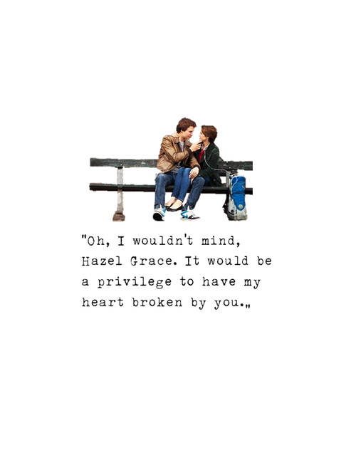 Augustus Waters Quotes Unique The Fault In Our Stars Quotes Tumblr  Mine Quote John Green The .