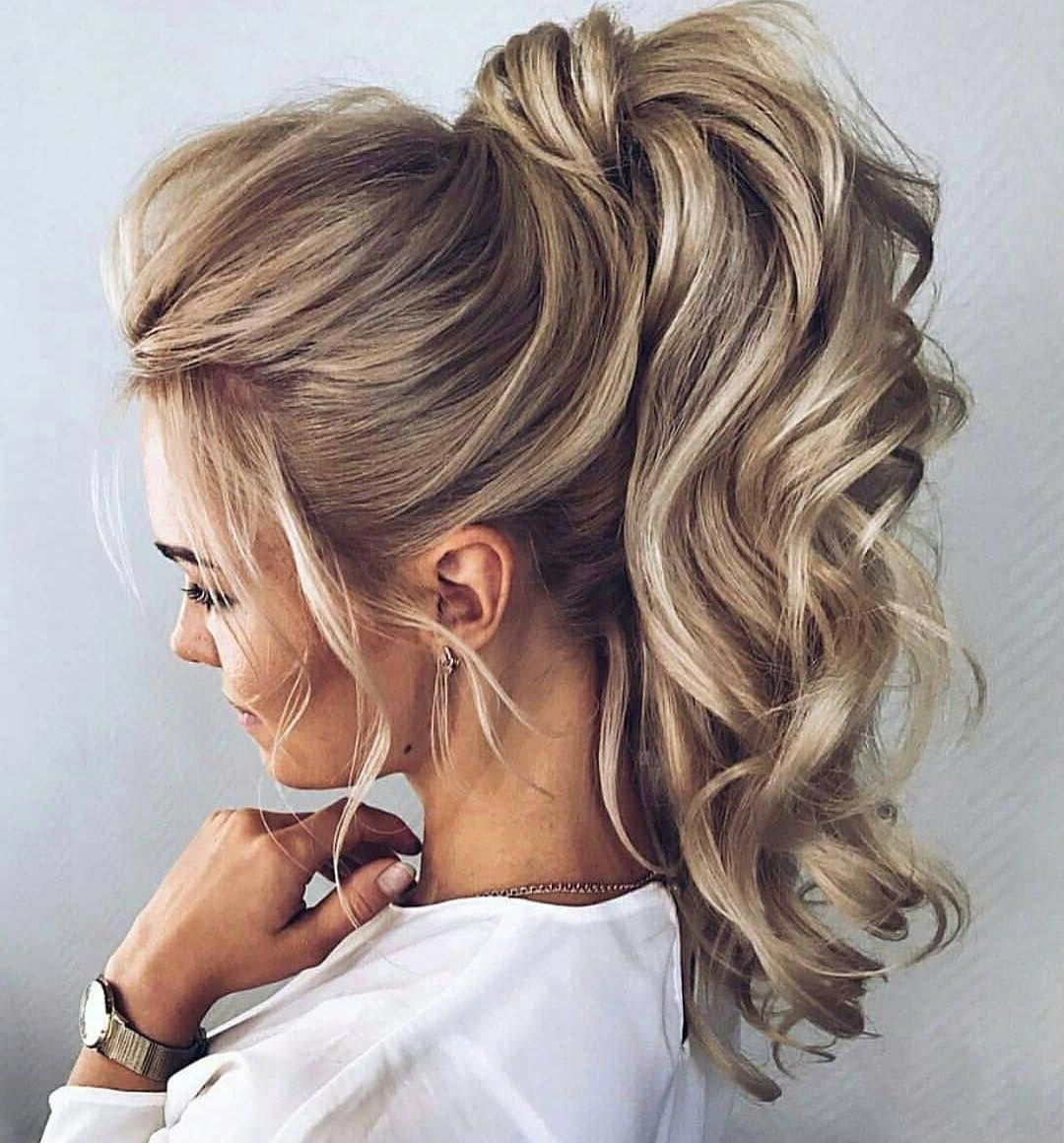 Easy Wedding Guest Hairstyle For Long Hair Weddingguesthair Easy Wedding Guest Hairstyles Guest Hair Wedding Hairstyles Updo