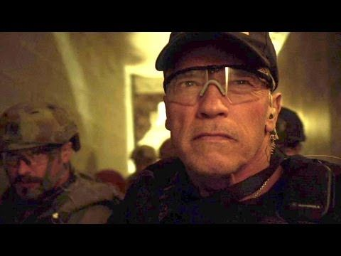 Sabotage Trailer 2 2014 Arnold S New Movie Arnold