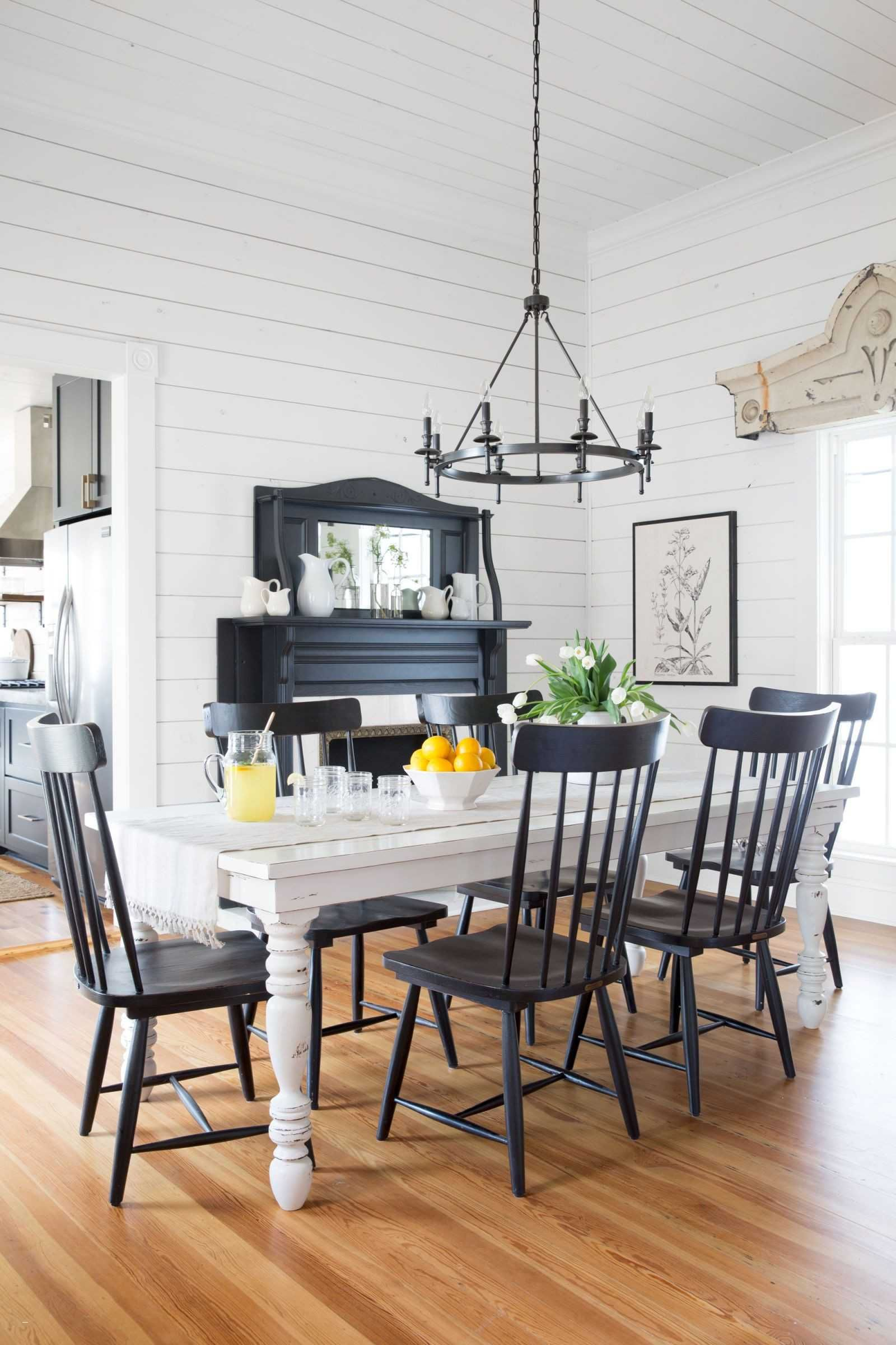 Joanna Gaines Rustic Farmhouse Bathroom Fresh White Dining Room Sets For Sale Unique Take A Tour Chip And