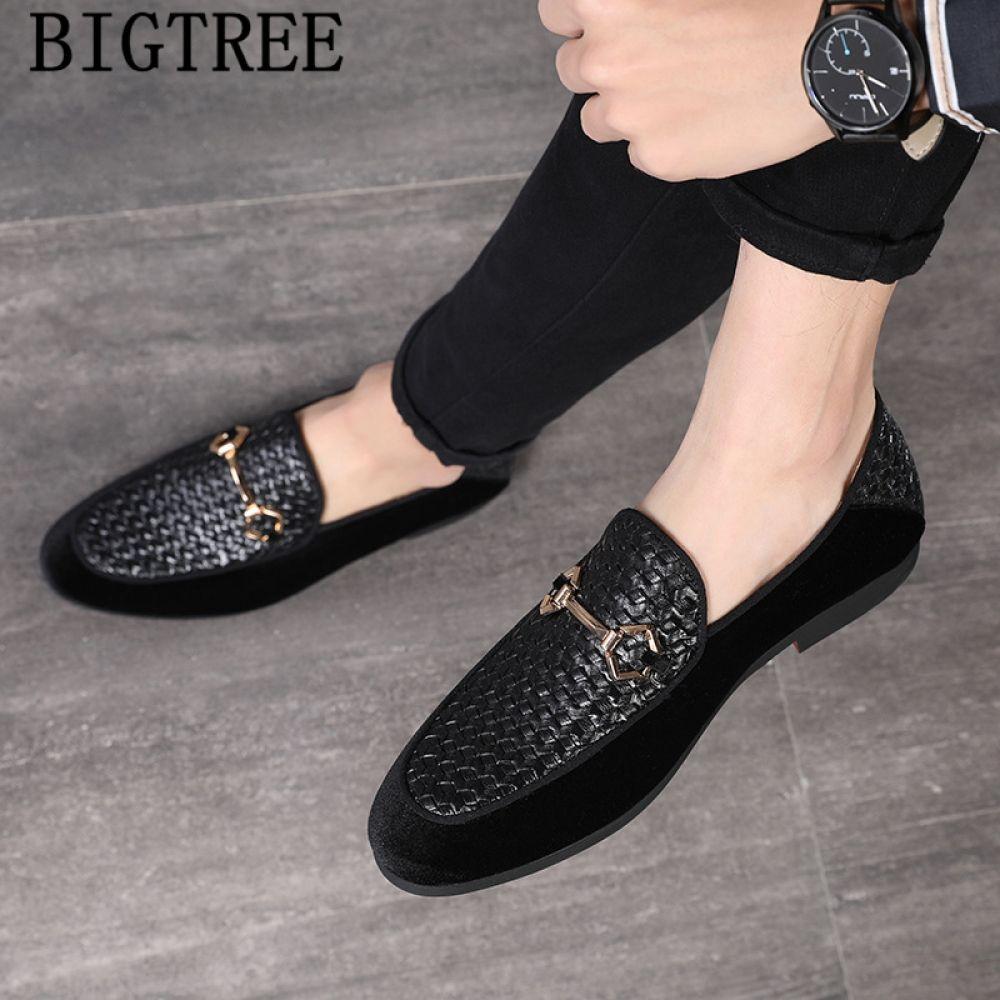 coiffeur men dress shoes leather party