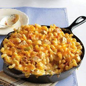 King Ranch Chicken Mac and Cheese | Recipe Hub