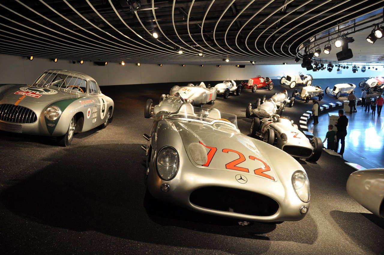 Mercedes-Benz Museum, Museum in Stuttgart - FREIZEITSTARS