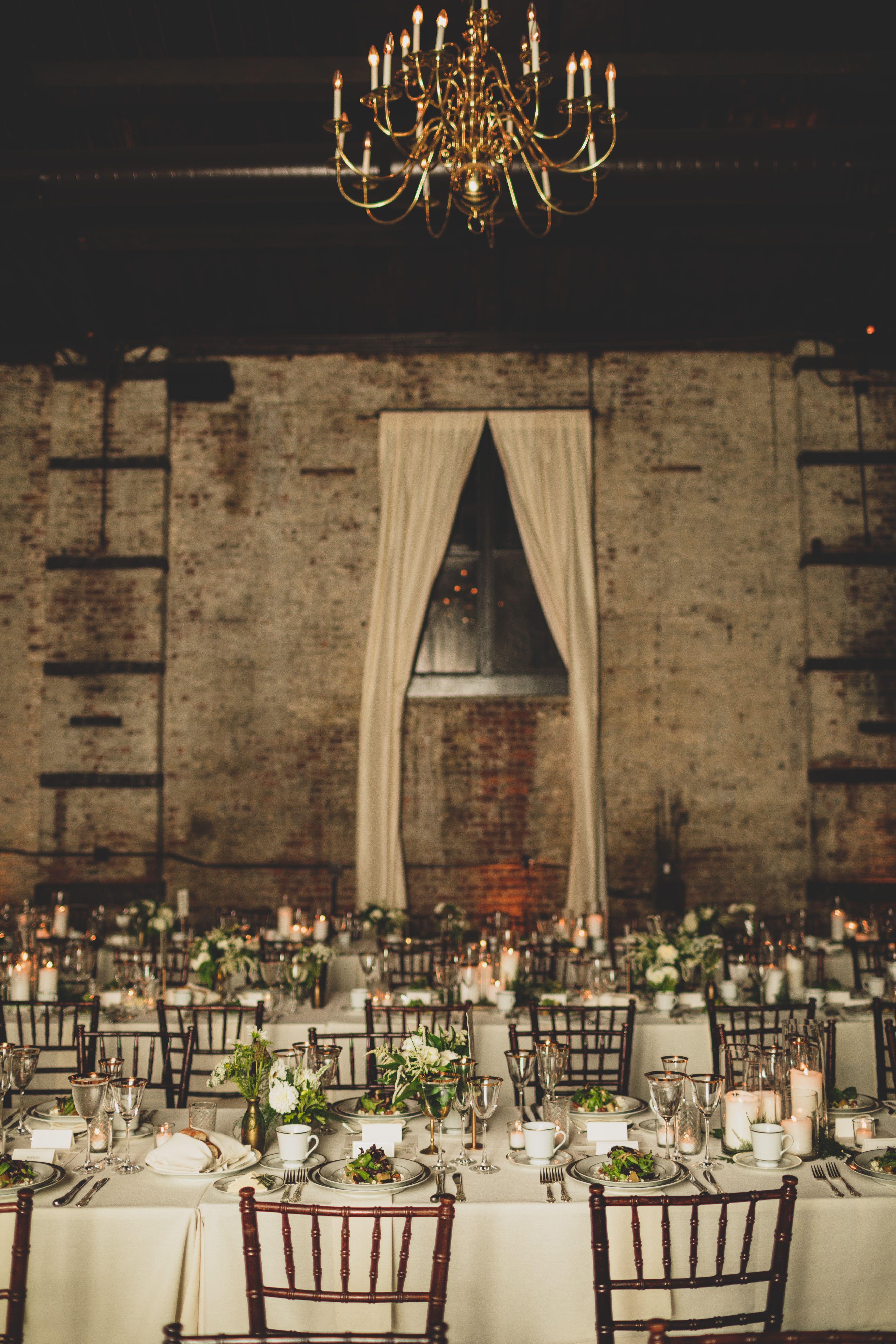 Rustic Industrial Wedding Venue in Brooklyn in 2020
