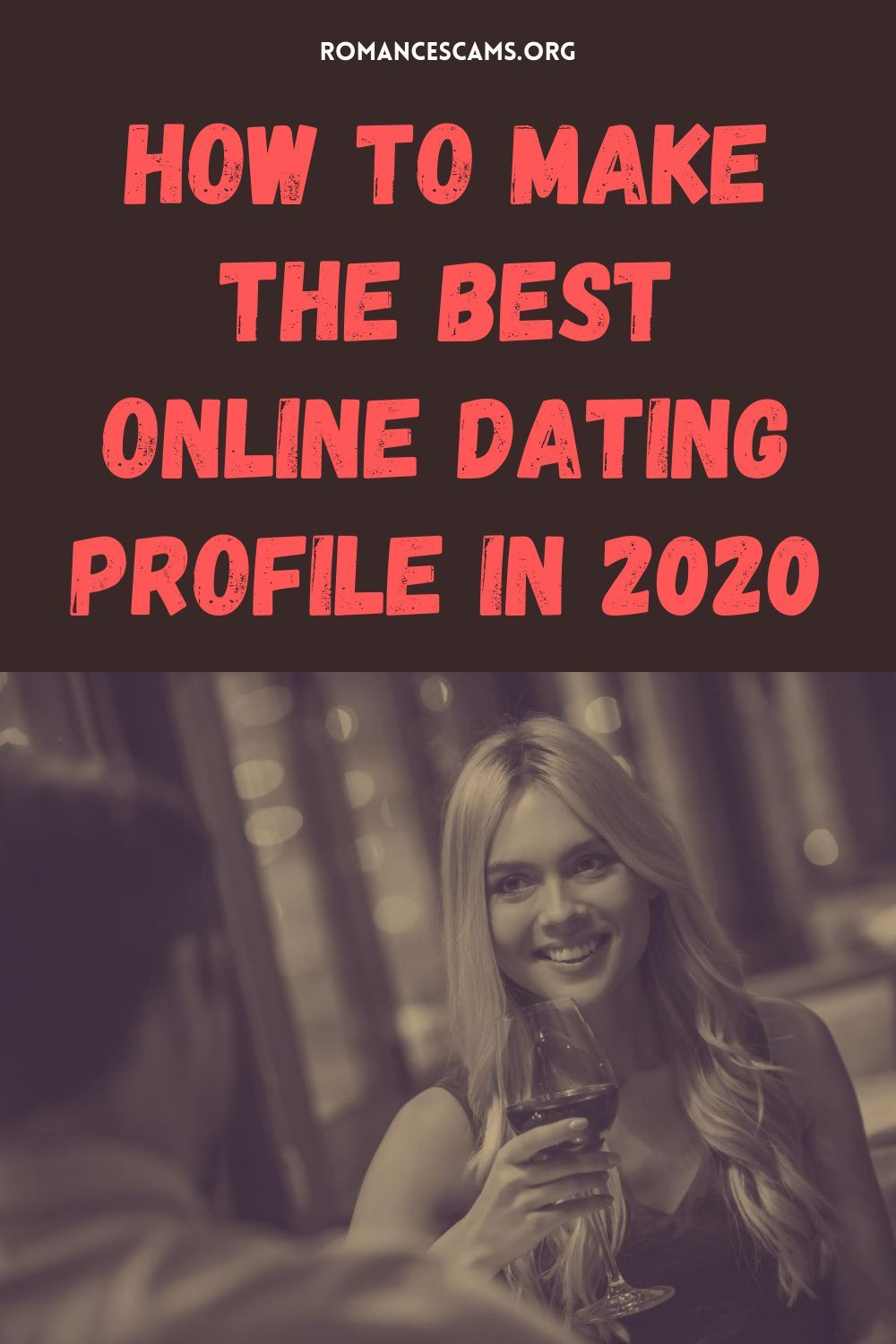 The best online dating profile