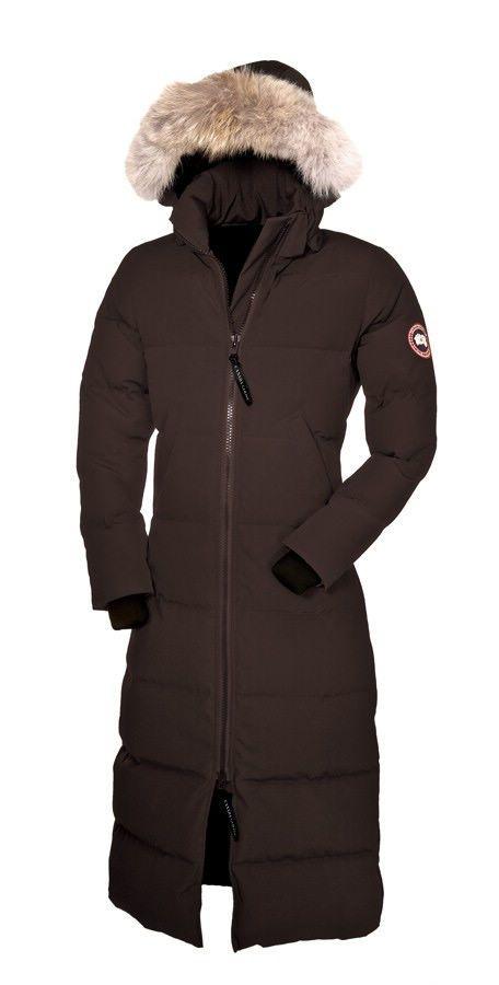 933aea5e9d6 Canada Goose Mystique Parka Caribou Women s Jacket