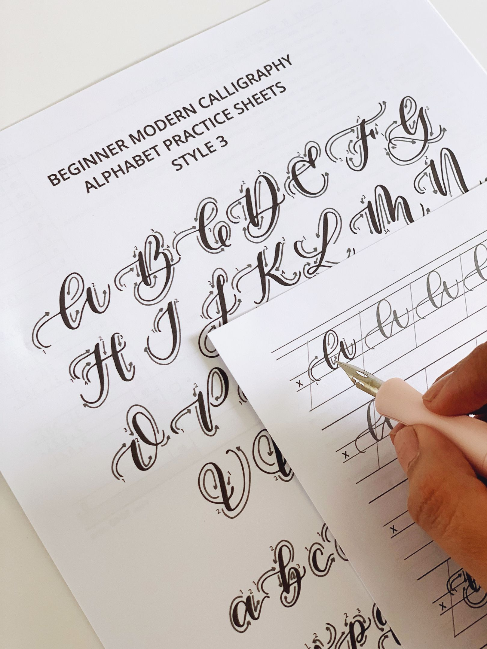 Pin On Calligraphy Tips And Supplies