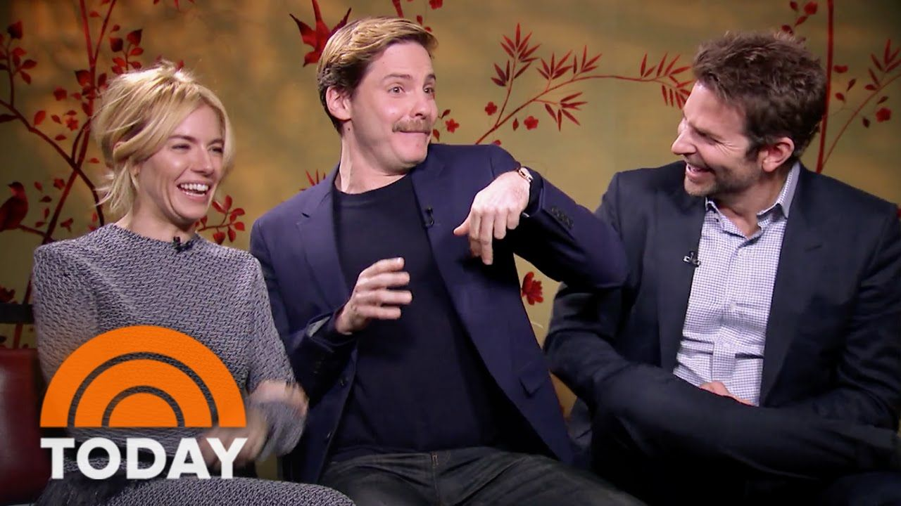 'Burnt' Cast Laughs (And Cries) Their Way Through Interview (Bloopers)  ...