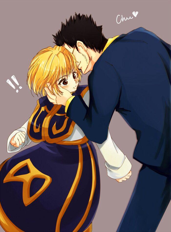 Kurapika and Leorio        ~Hunter X Hunter