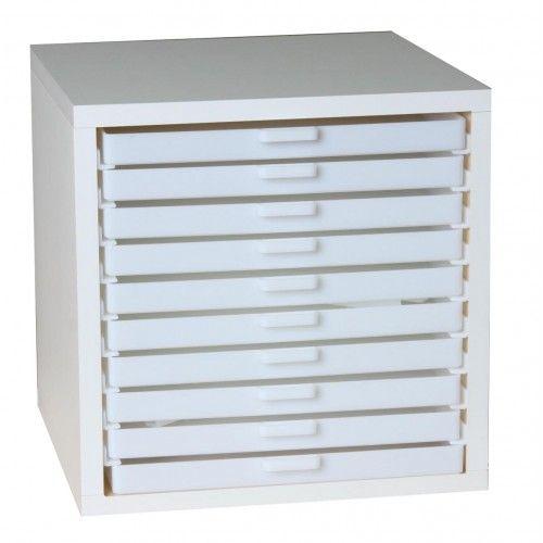 Best Craft Organizer Scrapbook Storage For Scrapbooking Paper Storage