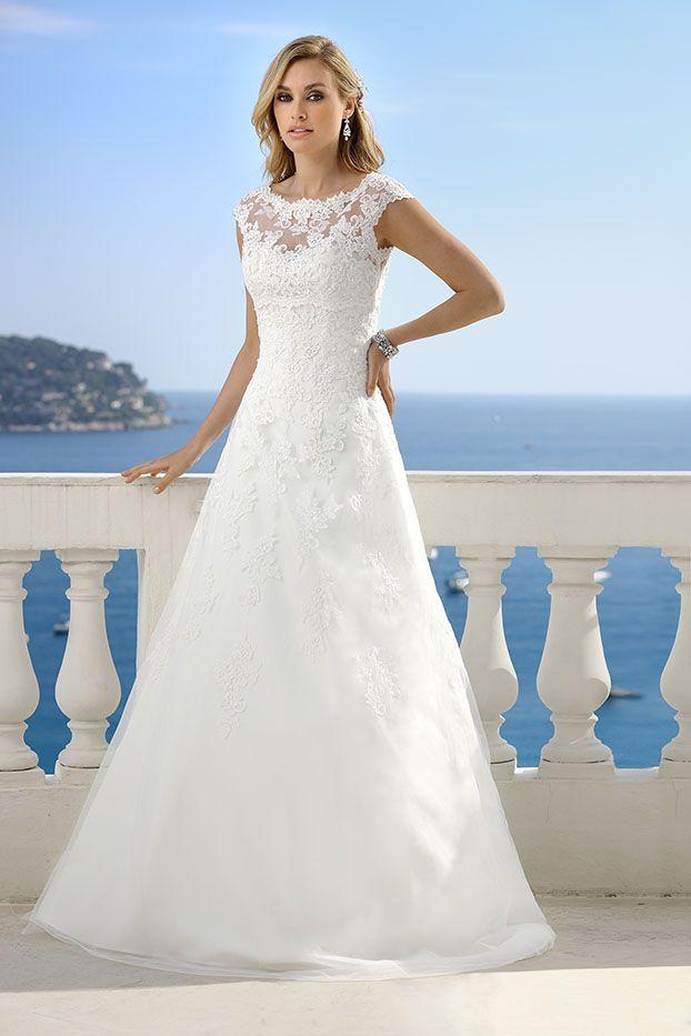 Style 418068 - Ladybird Wedding Dress Collection 2018 | Abiti da ...