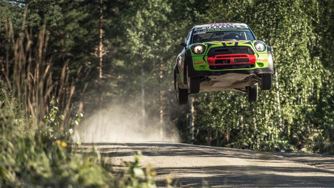 How drones are making rallying more exciting | Rally, Rally car and Cars