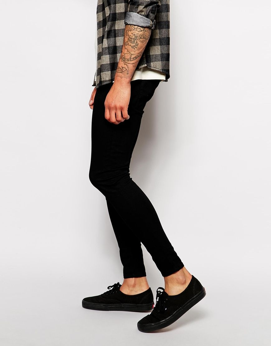 Cheap Monday Low Spray Jeans | ARK Clothing | ||| JEANS ...