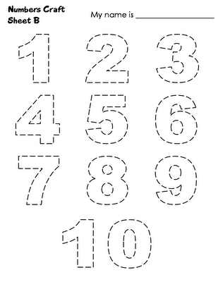 ... math cot mobile alphabet worksheets cut and paste forward numeros