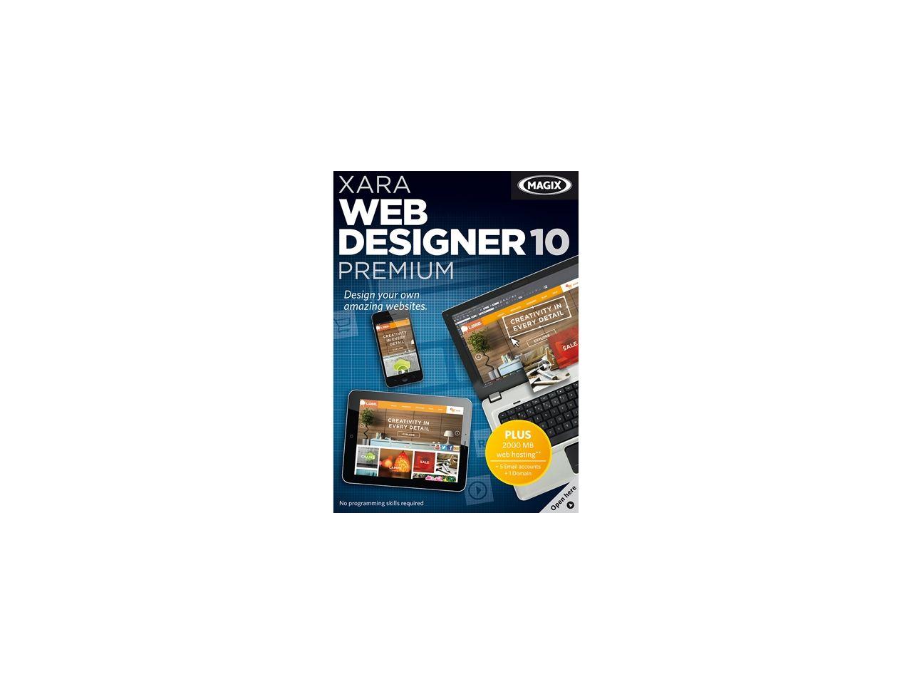 Xara Web Designer 10 Premium Download Web Design Design Premium Design