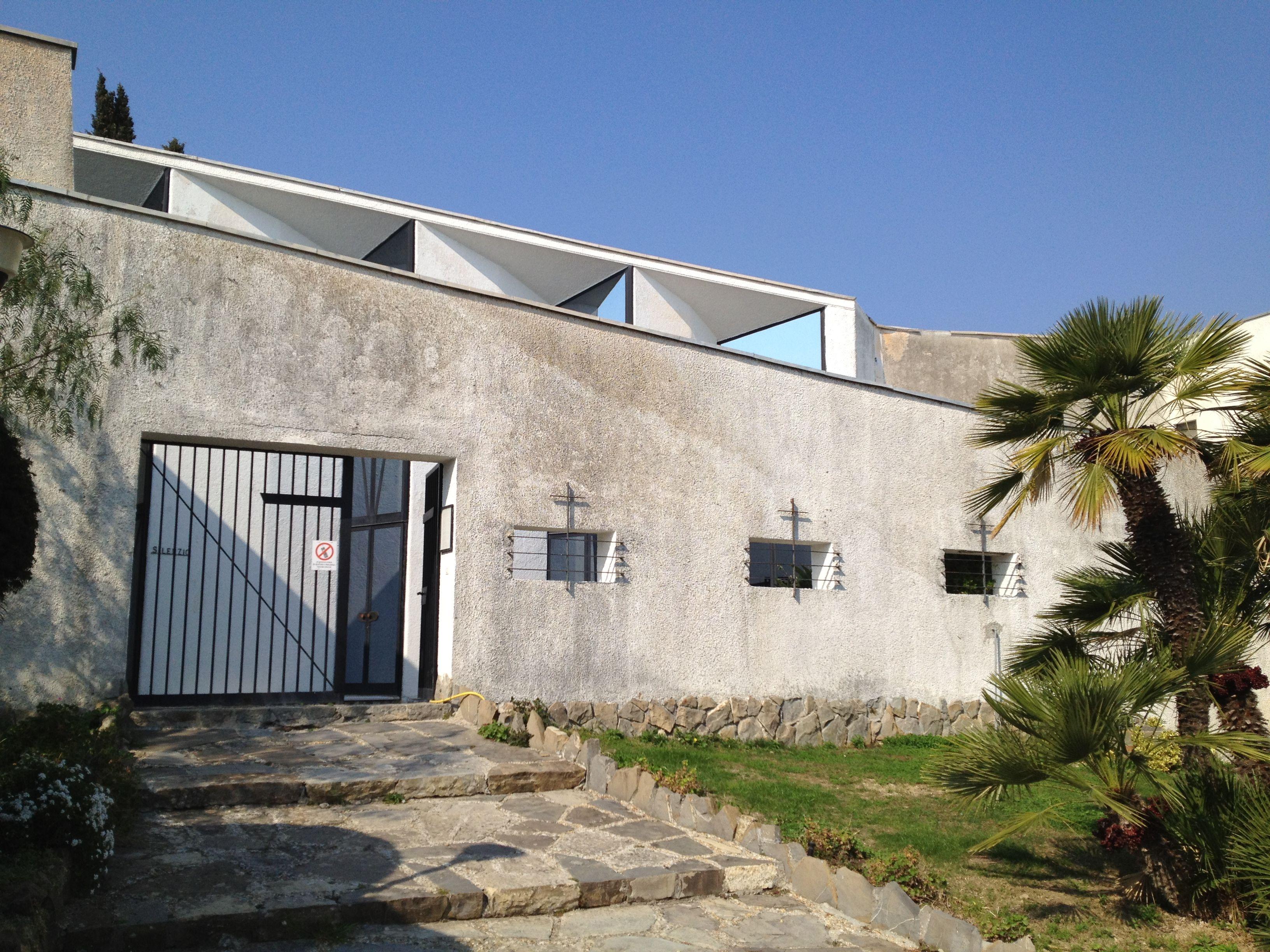 Monastero del Carmelo Sanremo IM Architetto Gio Ponti