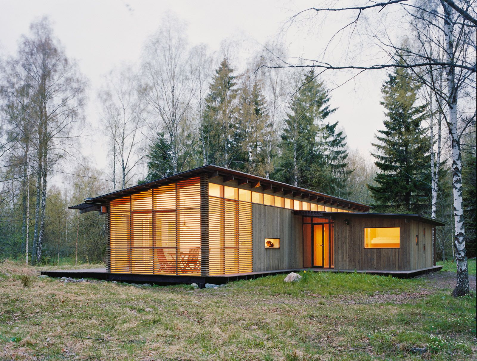 Summer House Trosa Sweden Widjedal Racki Summer House Design
