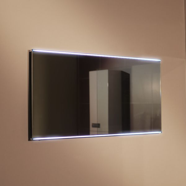 A Stunning 500 X Bathroom Mirror Powered By LED Lights And Operated Motion Sensor Switch This Exquisite Is The Perfect Finishing Touch To