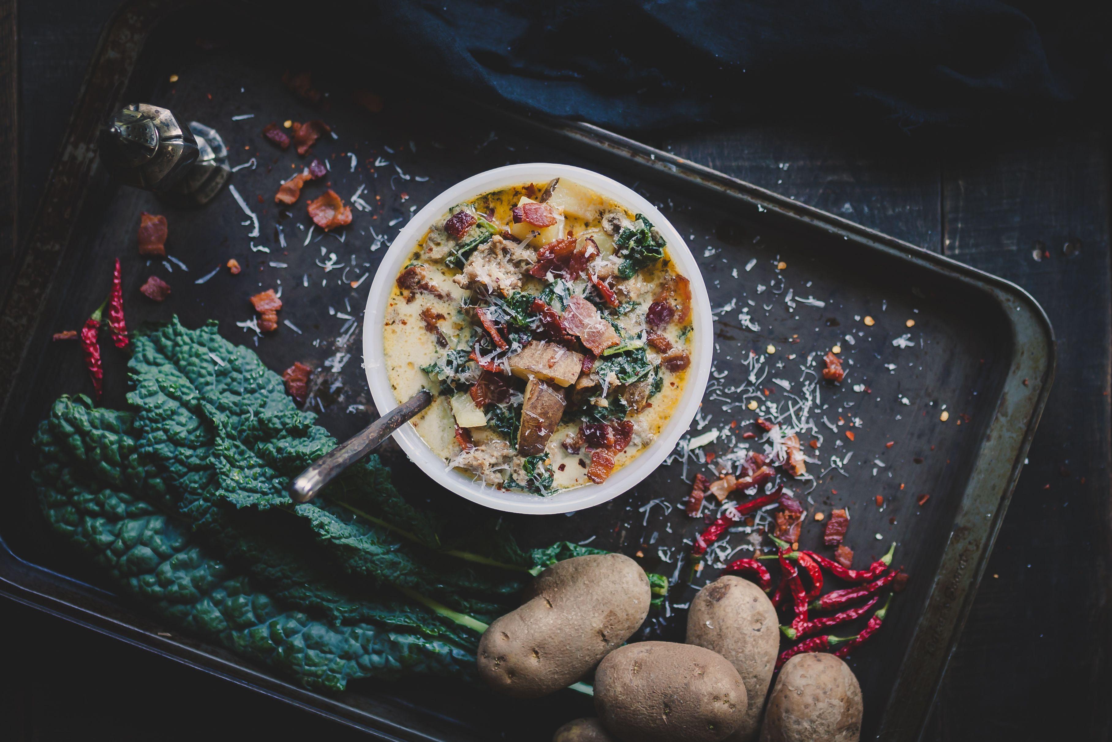 Zuppa Toscana Soup #zuppatoscanasoup Zuppa Toscana Soup #zuppatoscanasoup