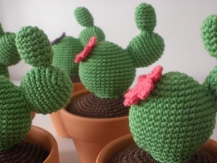 Amigurumi Cactus Crochet Pattern : Gateando crochet: patrón cactus amigurumi patrones amigurumi