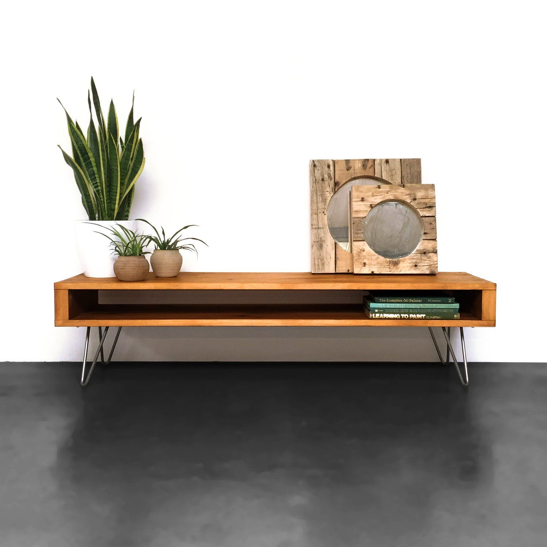 6de315fc57e9 Coffee Table Wide TV Stand Narrow Side Table Media Unit