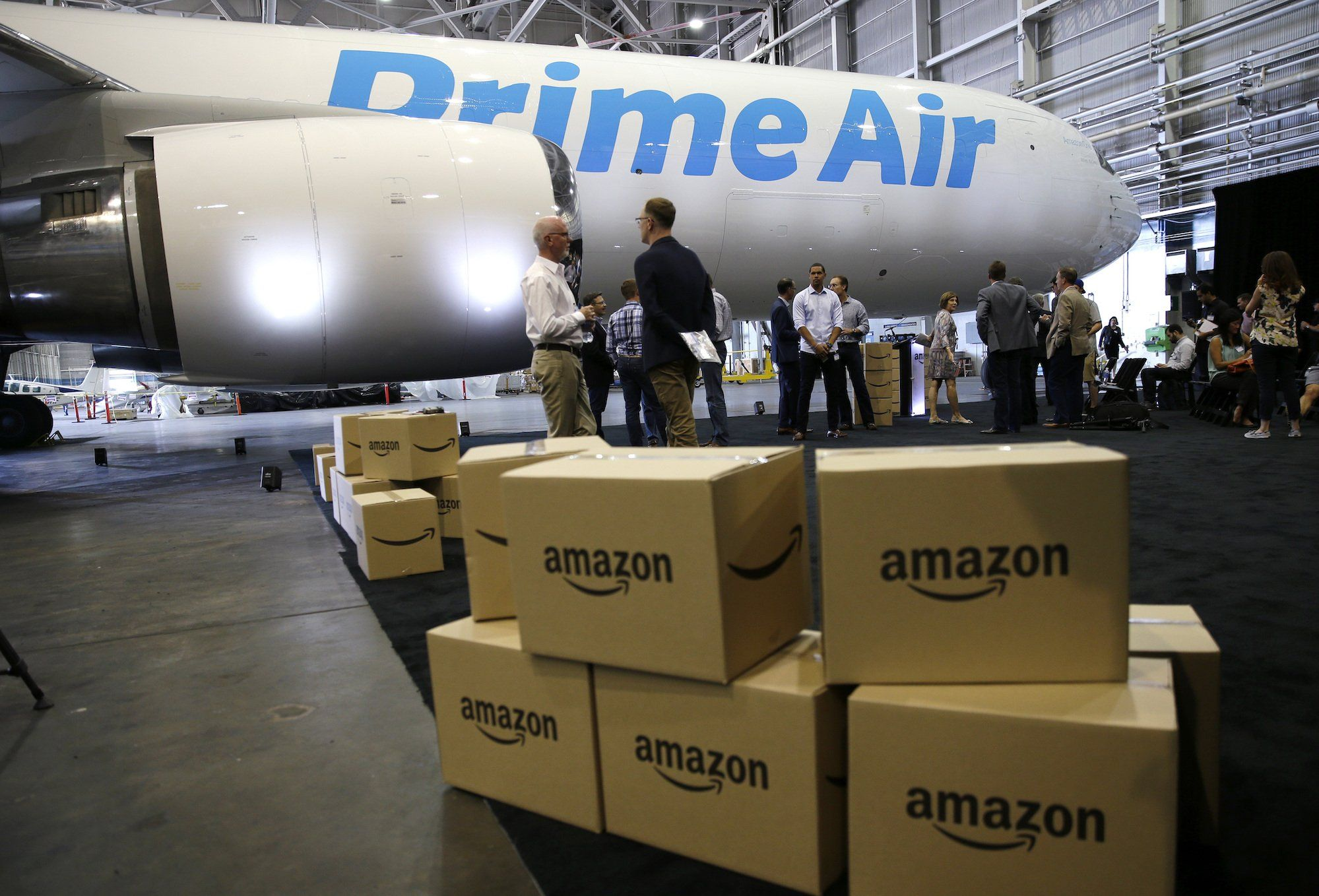 Amazon is building an air hub in Texas â and that means