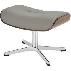 Photo of Stool – gray – 51 cm – 39 cm – 38 cm – upholstered furniture> Stool furniture KraftMöbel Kraft