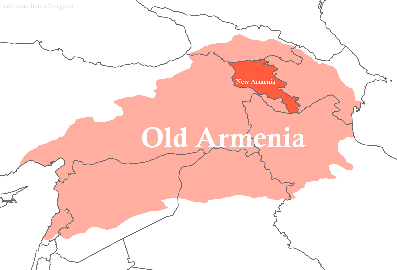 Old Vs New Armenia 3000x2040 Armenian History Historical Maps History Geography