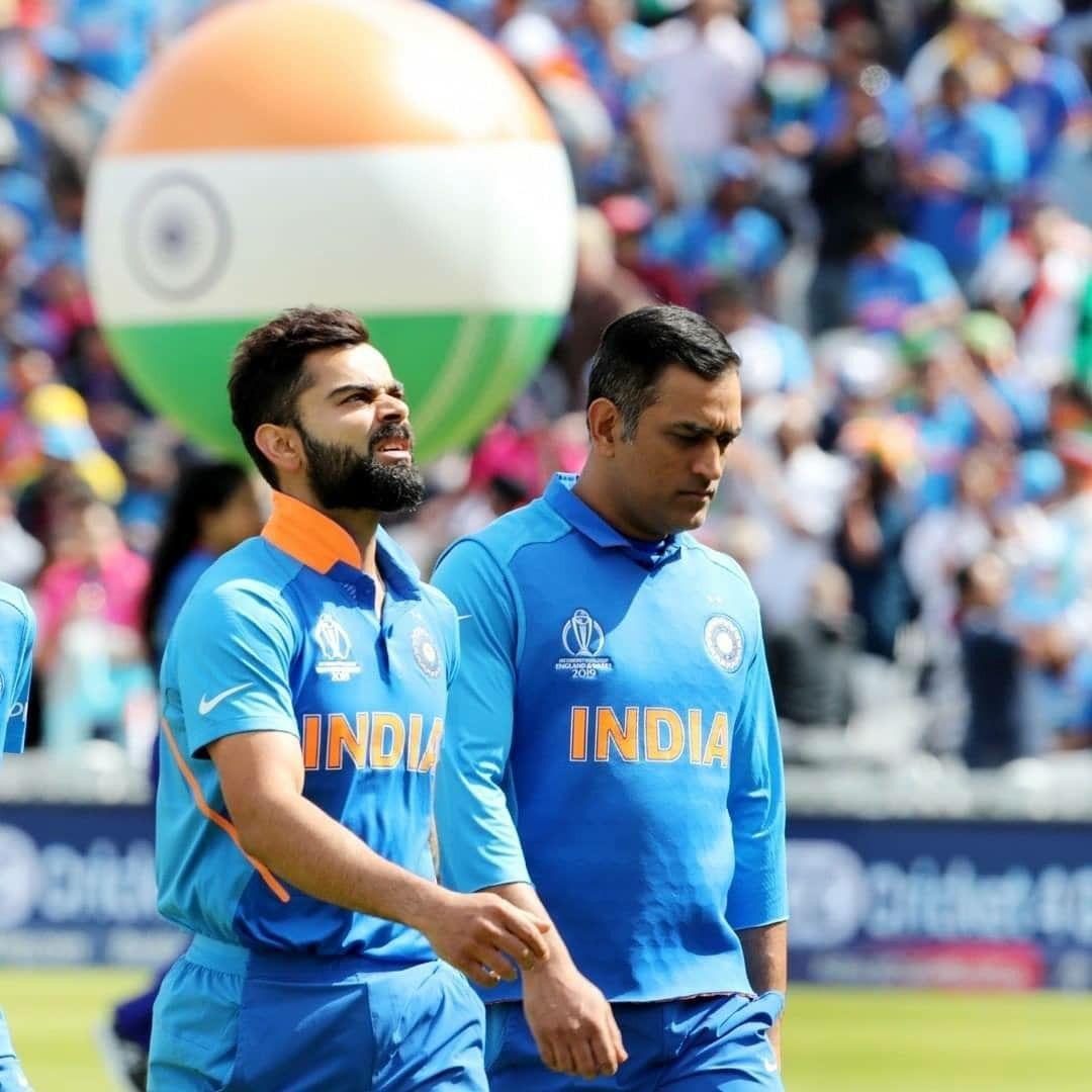 India cricket team by Arnav Gupta on Virat in 2020