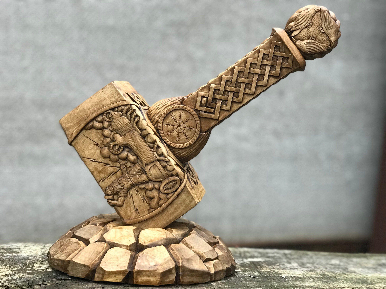 Thor's Hammer, Thor, Hammer, Nordic God, Asatru Thors