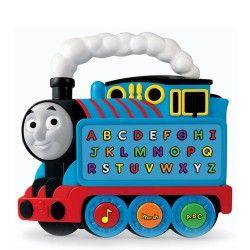 V1685 All Aboard Alphabet Thomas The Train Toys Thomas The Train Baby Abc Game