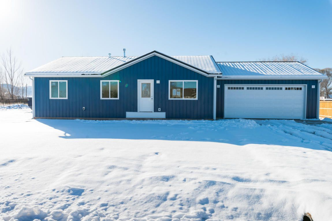Cedar City Home In Mid Valley Estates Is Almost Complete! Beautiful  Kitchen. The Metal Siding And Roof Add Durability And Style, While The  Attached Two Car ...