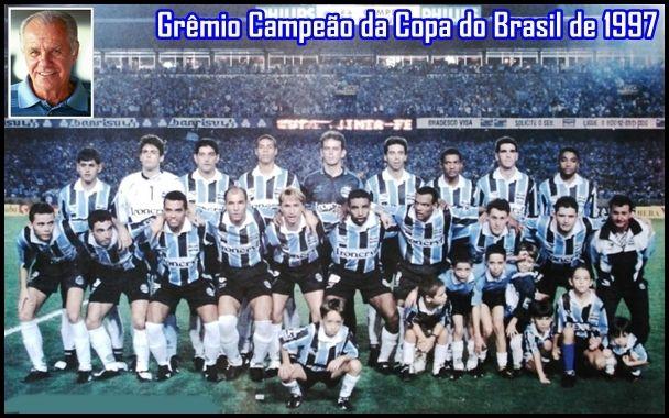 9ª Copa Do Brasil 1997 Final Finals Tri Color Rolla