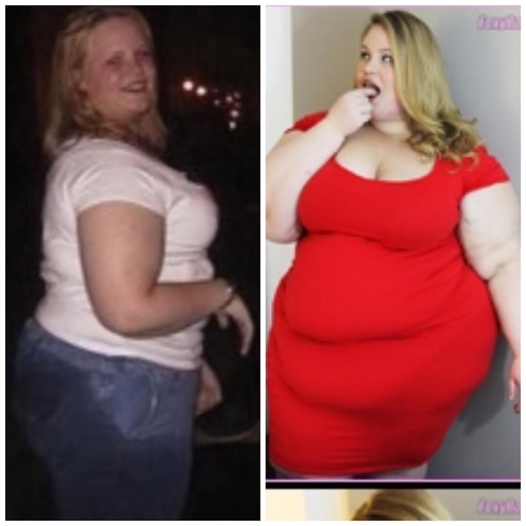 bbw weight gain