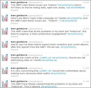 Who Needs A PR Machine When You Have Ben Goldacre?