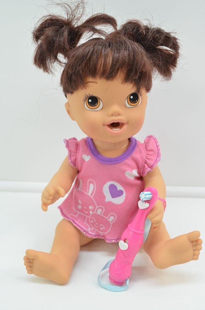 Baby Alive Brushy Brushy Doll