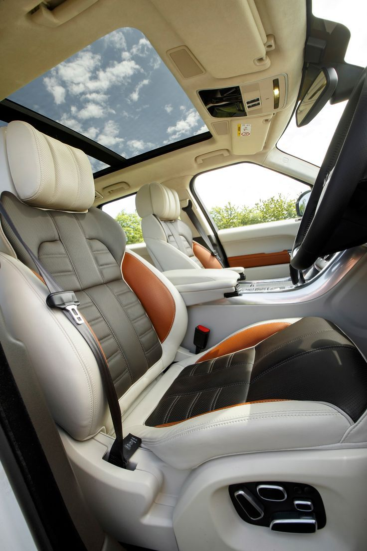 range rover interiors 2014 Range Rover Sport Interior 02