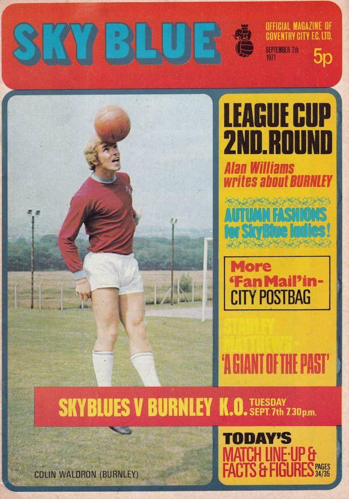 Grandes programas de futebol 1971