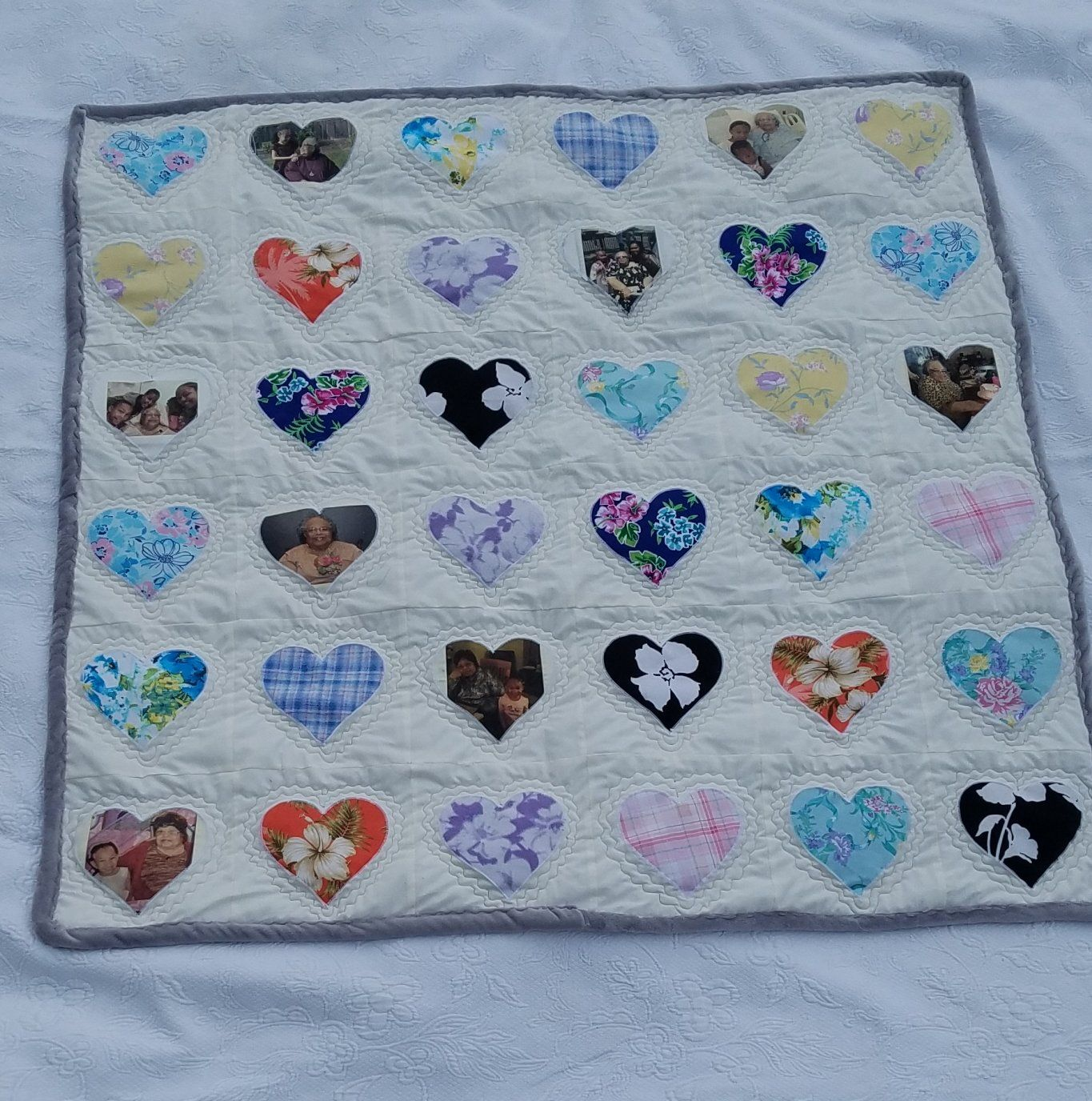 Memory Quilt Custom Made to Order