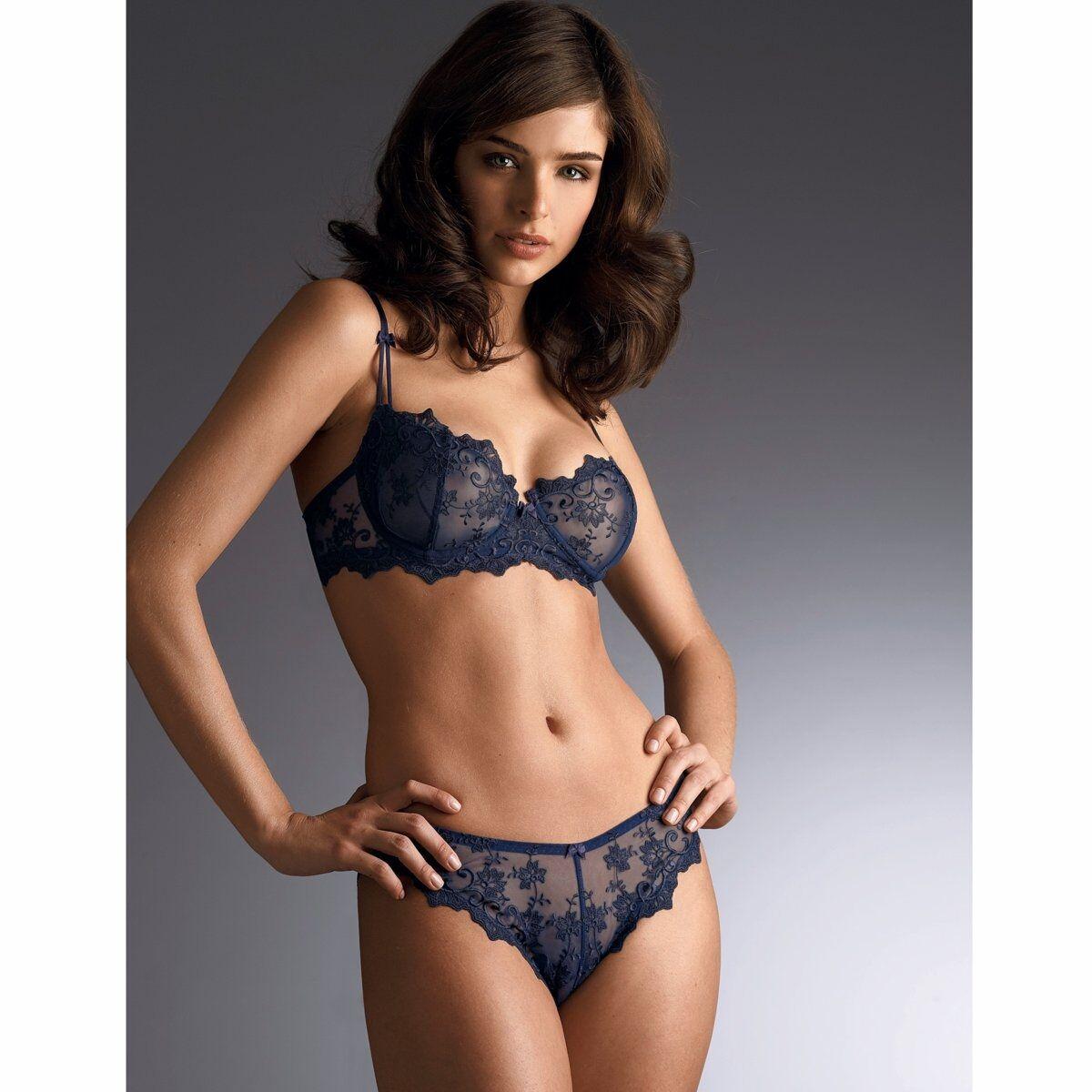 Something Hot fernanda prada lingerie are not