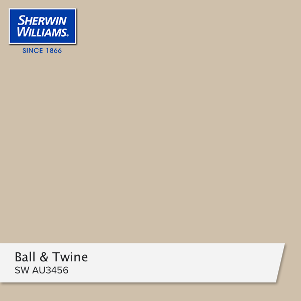 I really like this paint colour - Ball & Twine . What do you think? http://www.sherwin-williams.com.au/colour-collection/Inspired-Interiors