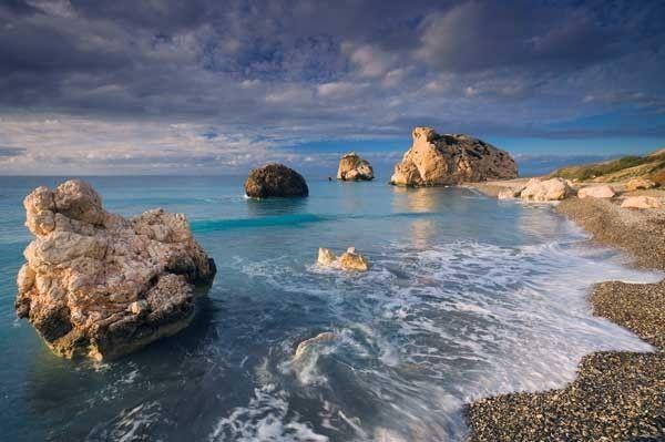 Petra tou Romiou Cyprus
