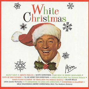 25 Greatest Christmas Albums Of All Time #8. Bing Crosby, 'White Christmas' (1986) Best Songs: 'I'll Be Home For Christmas'  www.rollingstone.com