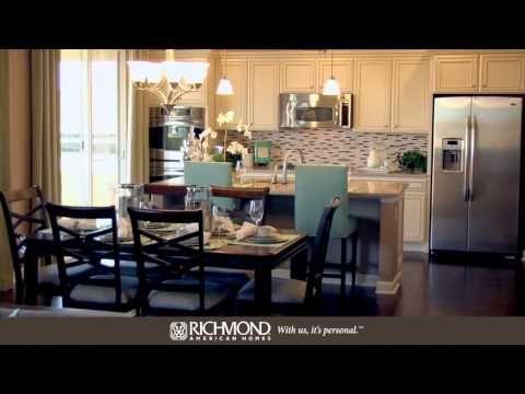 The Hemingway Floor Plan by Richmond American Homes