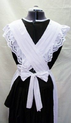 authentic 1880's victorian maid | Victorian Edwardian Maid Uniform Costume - Antix Fancy Dress Hire