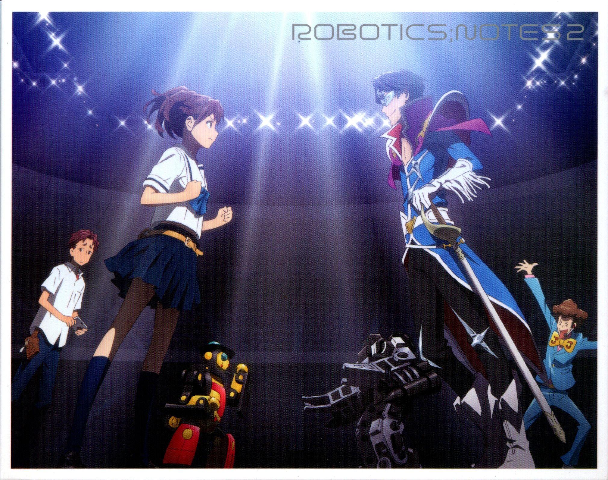 Robotics;Notes Anime images, Anime, Image