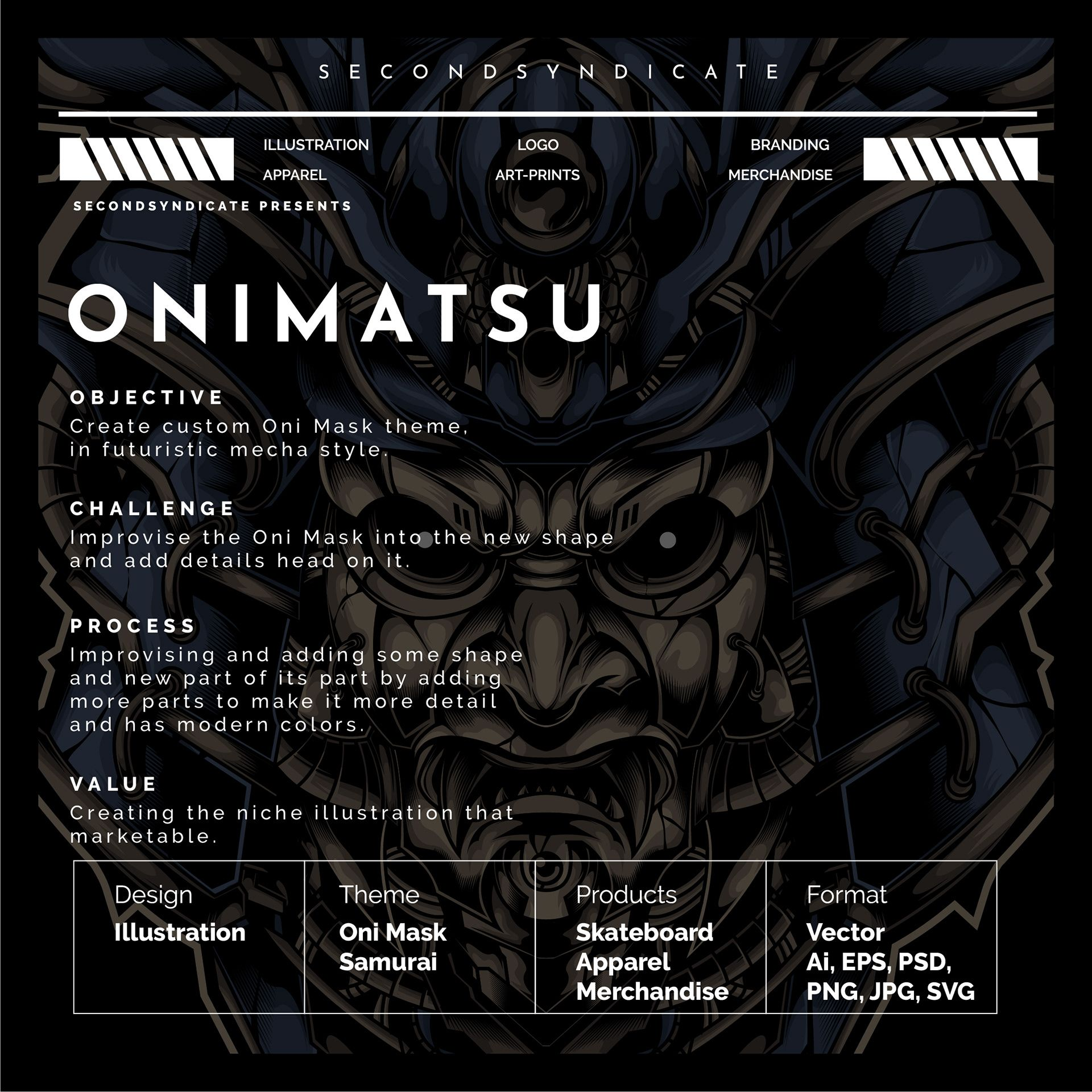 ONIMATSU on Behance in 2020 Behance, Improvisation, Art