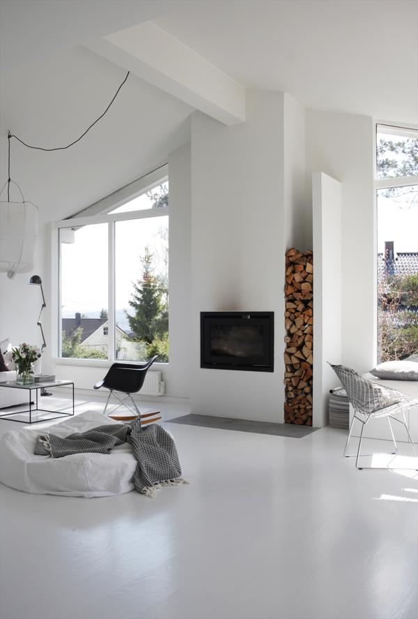 die besten 25 kamin wei ideen auf pinterest wei er kamin esszimmer kamin und schwarzweiss stil. Black Bedroom Furniture Sets. Home Design Ideas